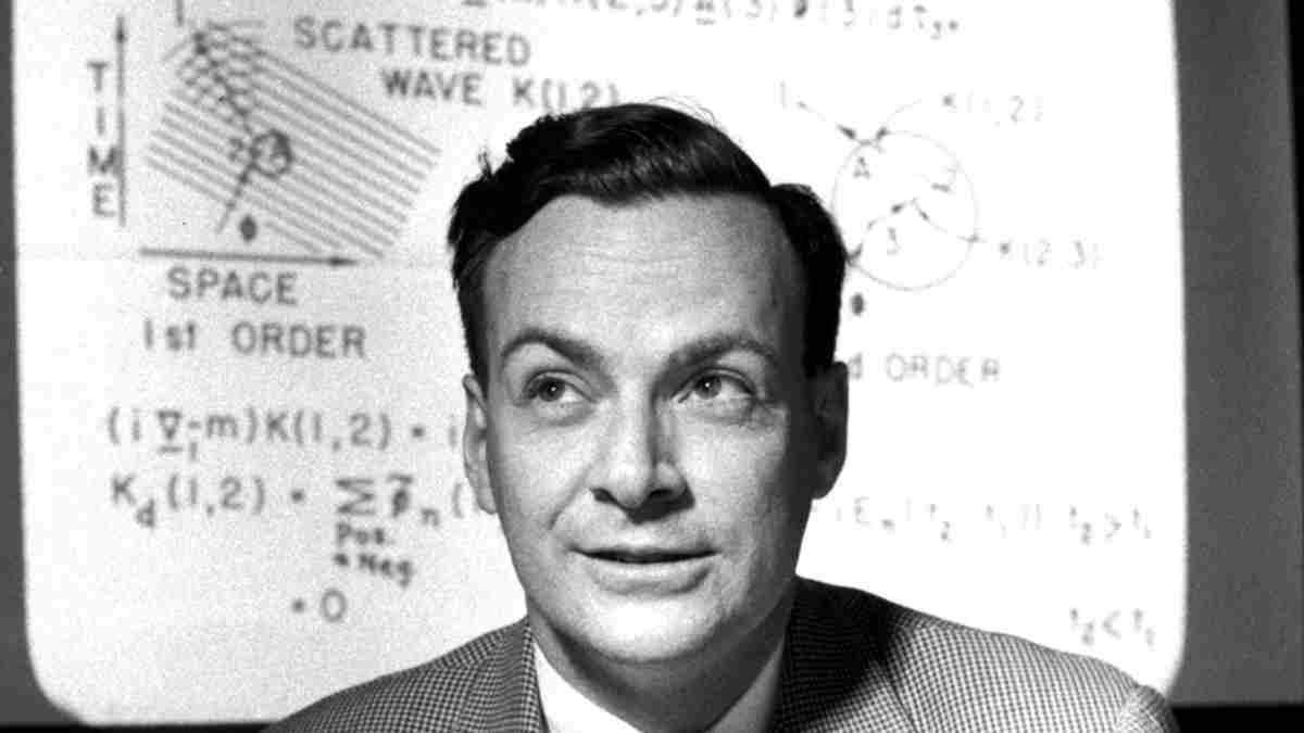 Richard Feynman Biography In Hindi