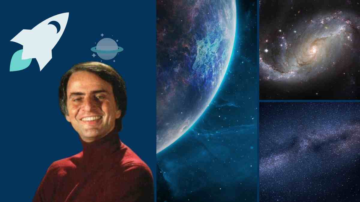 Biography Of Carl Edward Sagan