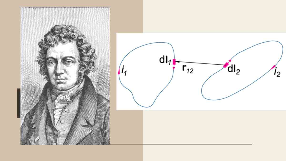 Biography Of Andre Marie Ampere In Hindi