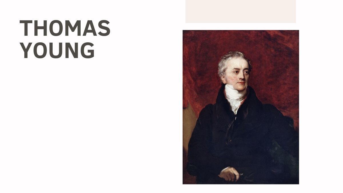 Thomas Young Biography In Hindi